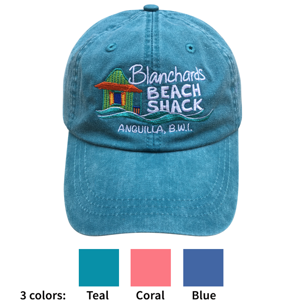 Blanchards Beach Shack Hat