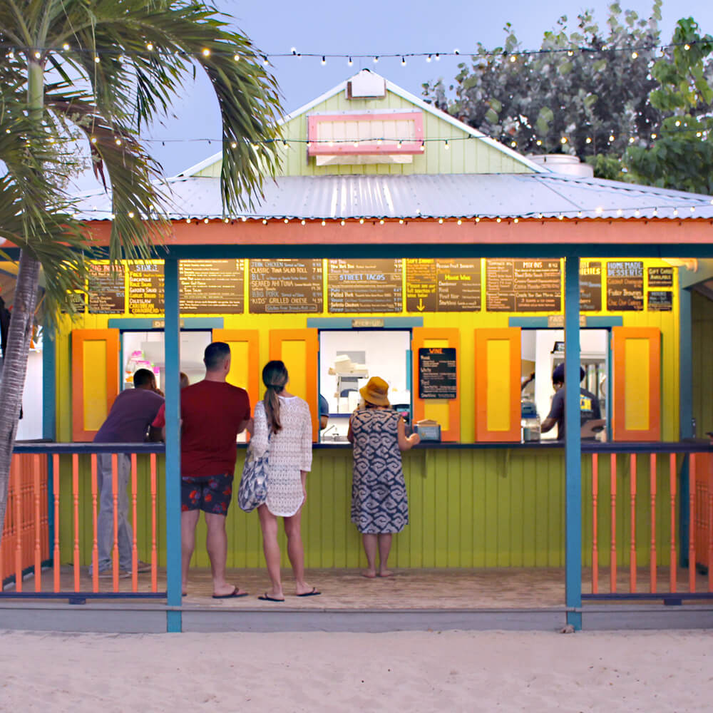 blanchards beach shack anguilla