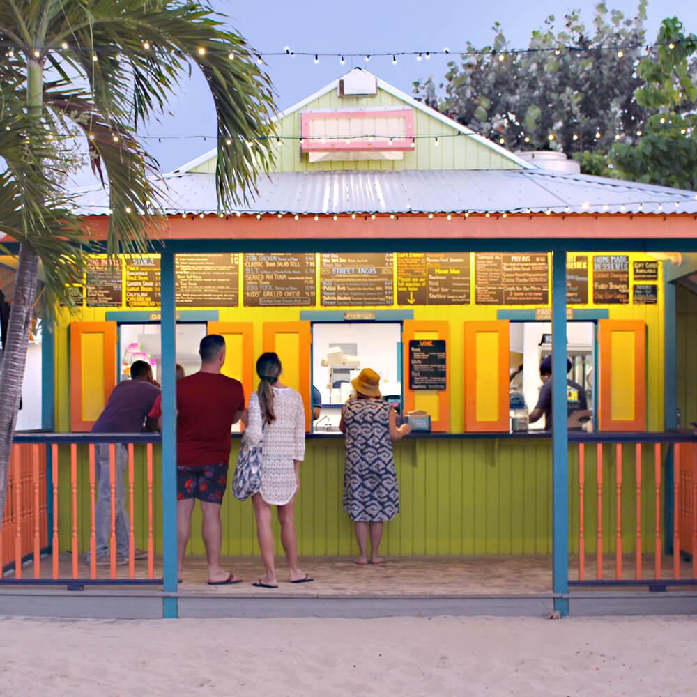 blanchards beach shack anguilla