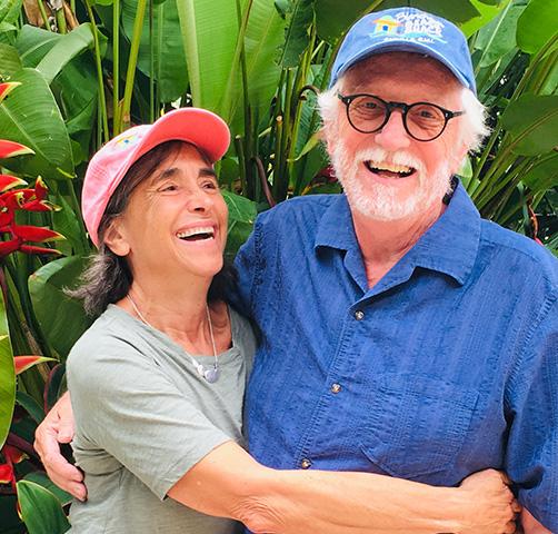 Mel and Bob Blanchard